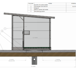 Calf housing design